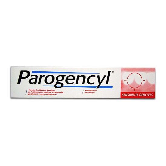 Parogencyl sensibilité gencives dentifrice 75ml