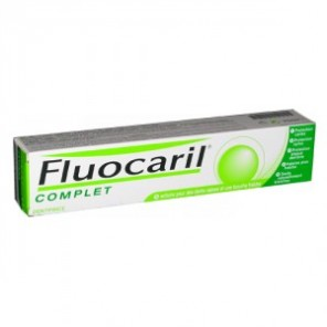 Fluocaril complet dentifrice 75ml