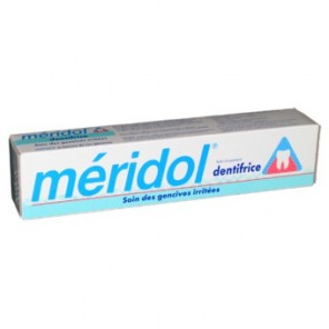 Meridol dentifrice 75ml