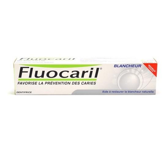 Fluocaril blancheur dentifrice 75ml