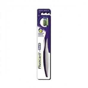 Fluocaril brosse à dents antibactérienne souple