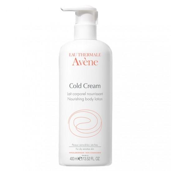 Avène cold cream gel nettoyant surgras 400ML