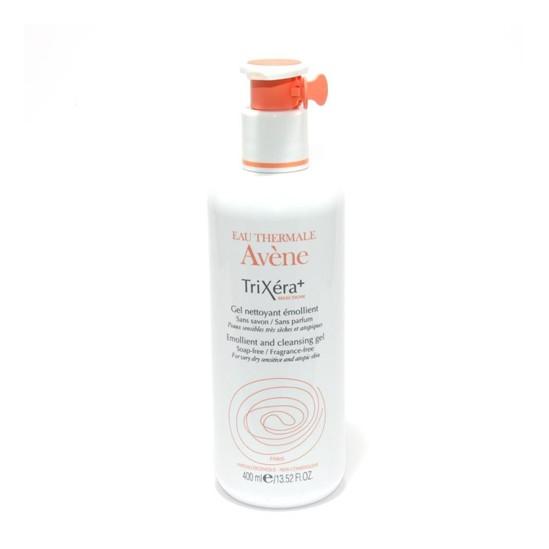Avène TriXéra+ Gel nettoyant émollient 400ML