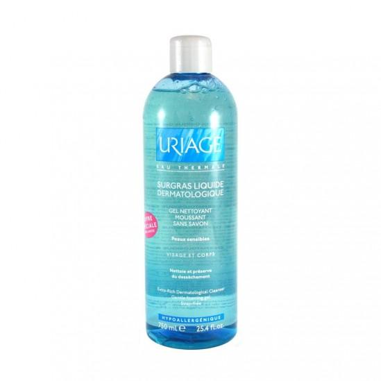 Uriage surgras liquide dermatologique 750ML