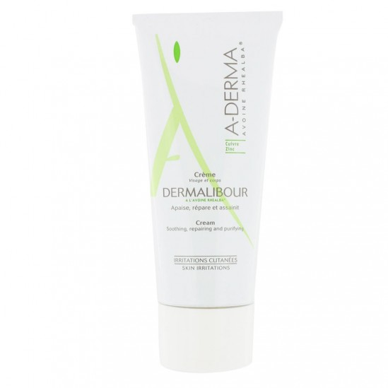A-derma dermalibour crème visage et corps 50ML