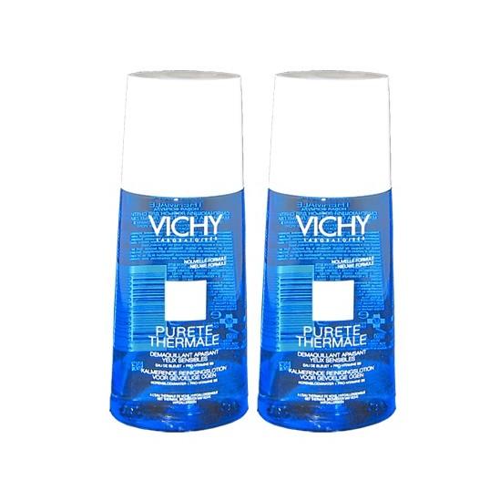 Vichy Pureté Thermale Démaquillant Apaisant Yeux Duo 150ml