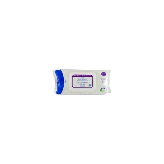 Mustela Bébé lingettes dermo apaisantes sans parfum 70 unités