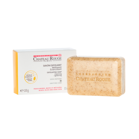 Chateau Rouge savon gommant 100 g