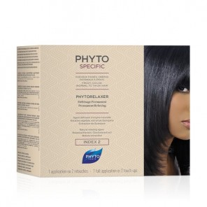 Phyto phytospécific phytorelaxer index 2 kit de défrisage