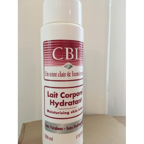 CBL lait blanc