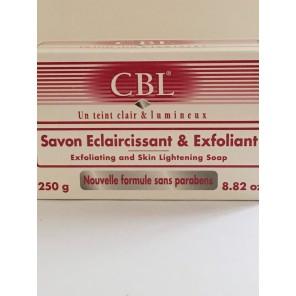 CBL savon exfoliant