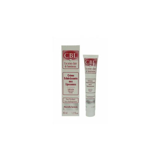 CBL crème tube rouge